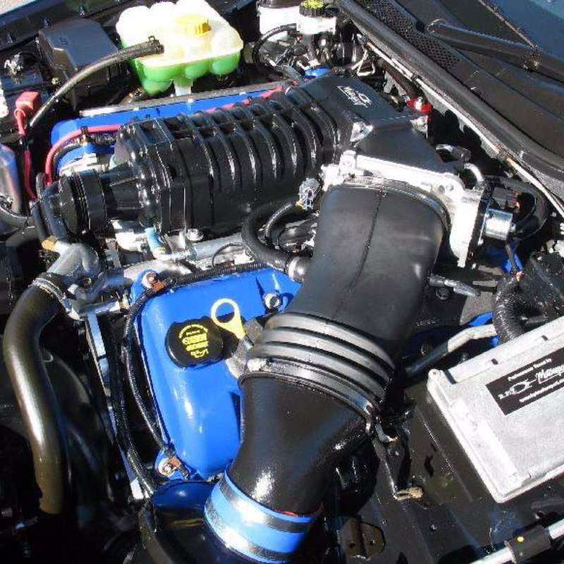 Eaton Supercharger Swap Kit: SUPERCHARGER KIT BOSS 260/290/315 P.D. GEN II RACERS